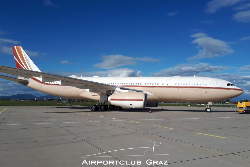 Jet Aviation Airbus A330-243CJ VP-BHD