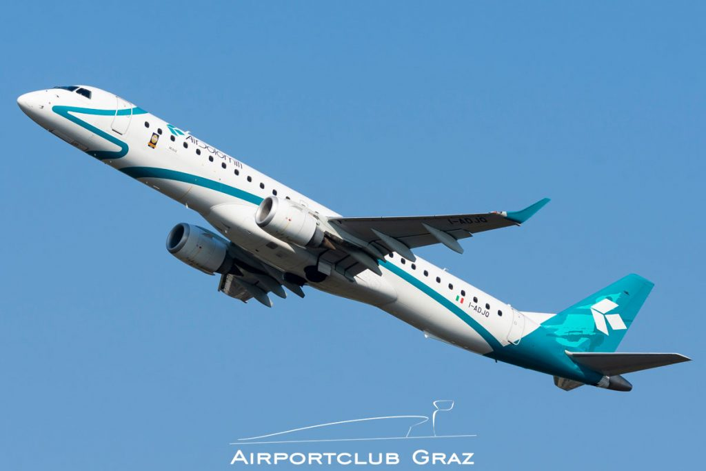Air Dolomiti Embraer 195 I-ADJQ