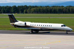 Sirio Embraer Legacy 650E I-ARFX