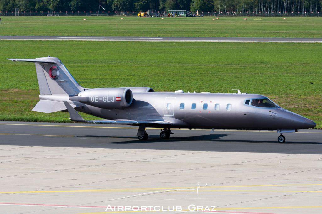 Laudamotion Executive Learjet 60 OE-GLJ