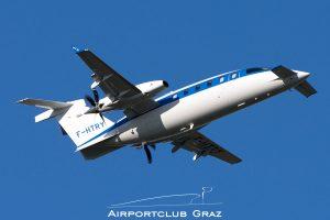 Airailes Piaggio P-180 Avanti Evo F-HTRY