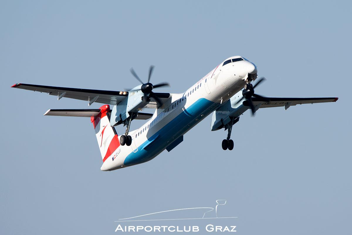Austrian Airlines Q400 OE-LGA