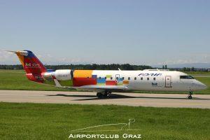 Adria Airways CRJ-200LR S5-AAI