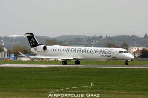 Adria Airways CRJ-900LR S5-AAV