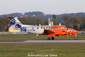 FCS Beechcraft B300 King Air 350 D-CFME