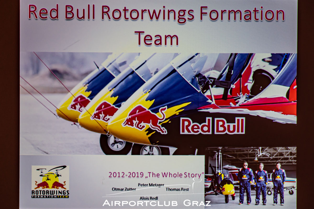 Rotorwings Formation Team