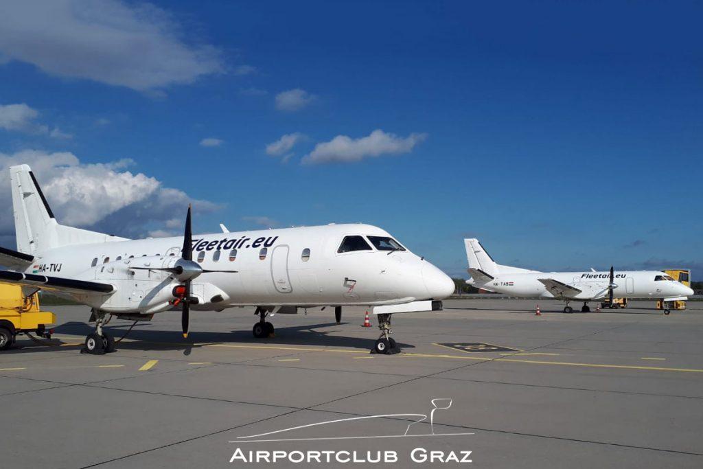 Fleet Air Saab 340A HA-TVJ