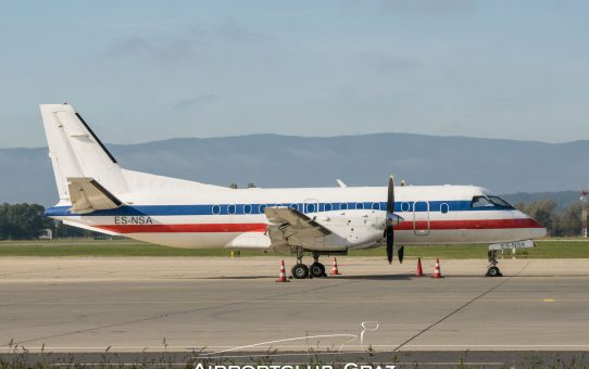 Saab 340 Ad-hoc-Charter