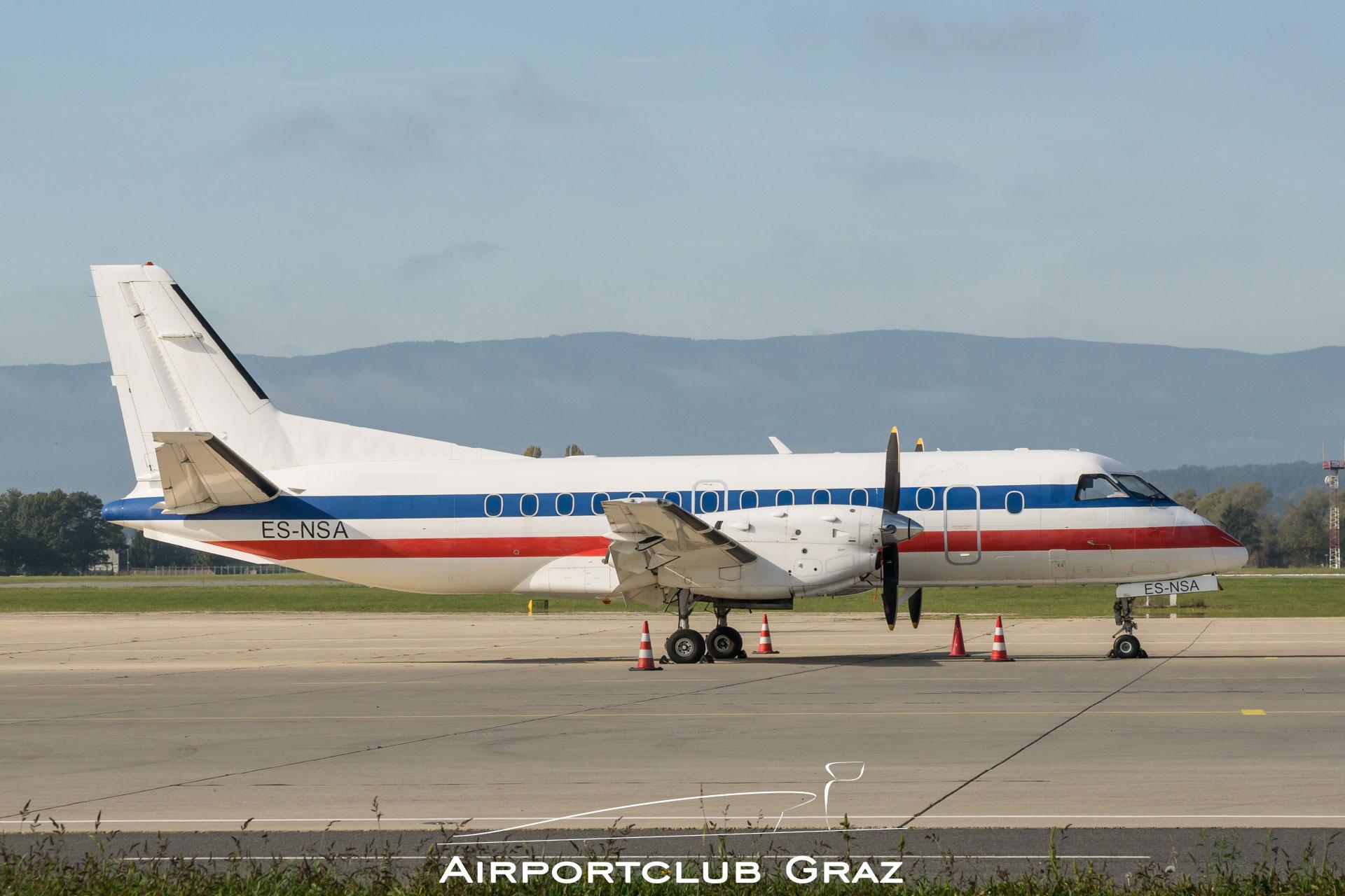 NyxAir Saab 340B(F) ES-NSA