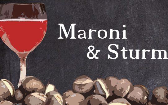 Maroni und Sturm