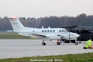 United States - US Army Beechcraft C-12U Huron 84-00162