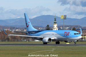 TUI Airlines Belgium Boeing 737-86J OO-TUV