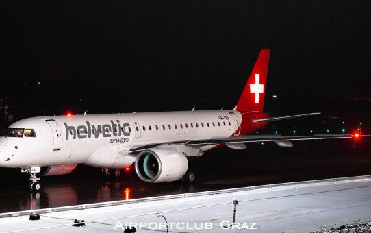 Embraer E190-E2 Typenerstlandung