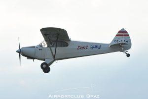 Piper PA-12-125 Super Cruiser OE-AAA