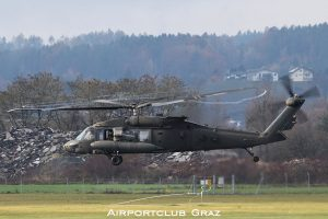 United States - US Army Sikorsky UH-60M Blackhawk 10-20245