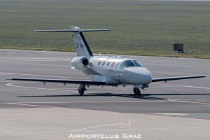 GlobeAir Cessna 510 Citation Mustang OE-FRM