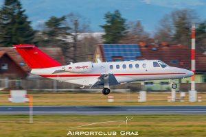 ExecuJet Aviation Cessna 525A CitationJet 2 HB-VPE