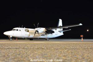 VLM Airlines Fokker 50 OO-VLP