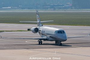 Executive Airlines Gulfstream G200 EC-LBB