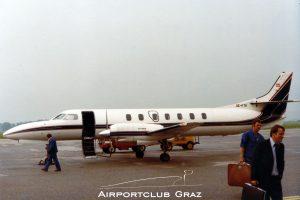 Air Taxi Klagenfurt Swearingen Merlin IV OE-FTA