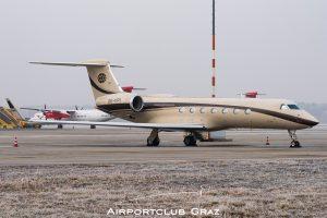 ABS Jets Gulfstream G550 OK-VPI