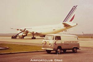 Air France Airbus A300B2-203 F-BVGA