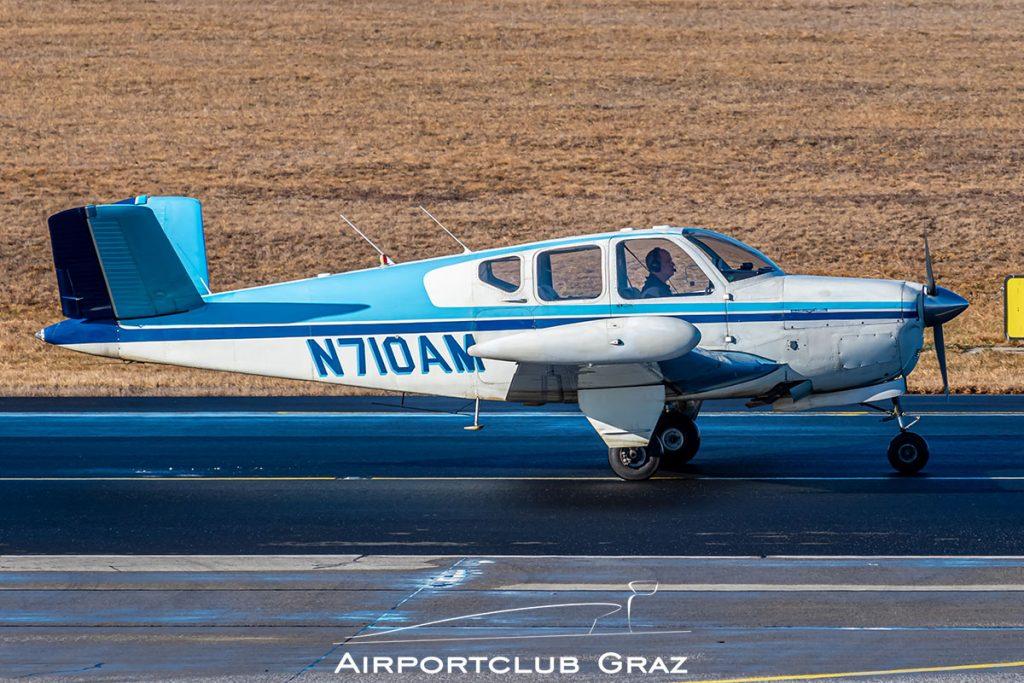 Beechcraft D35 Bonanza N710AM