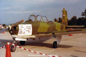 Beech XT-34A Mentor OE-CCW