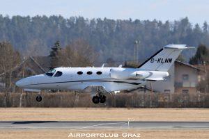 SaxonAir Cessna 510 Citation Mustang G-KLNW