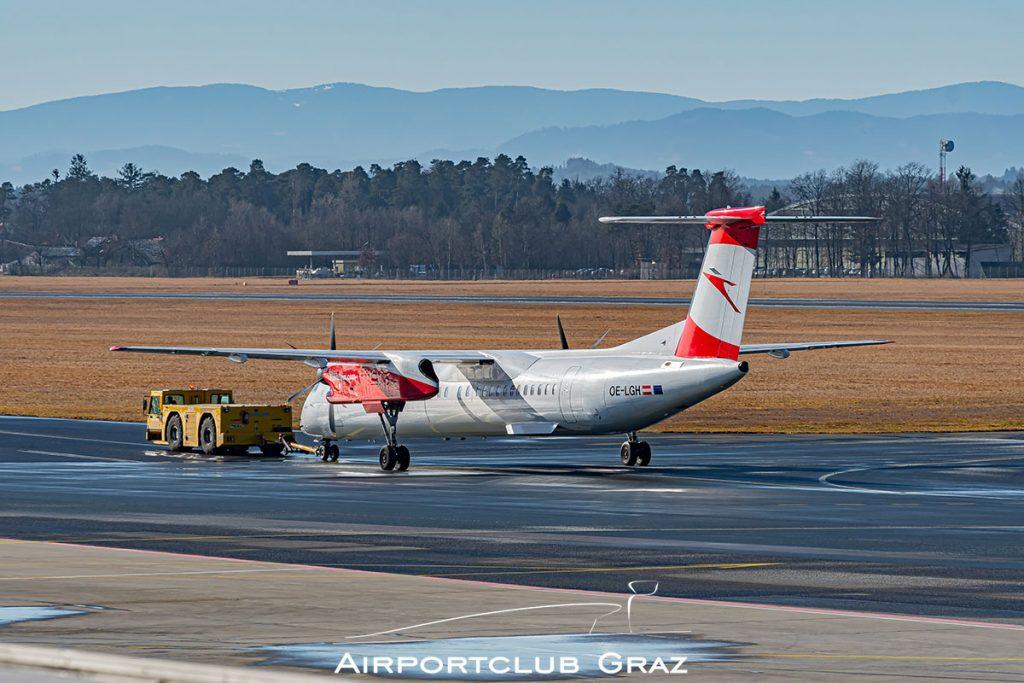 Austrian Airlines Q400 OE-LGH