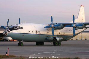 AeroVis Antonov An-12B UR-CJN