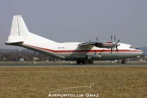 Meridian Aviation Antonov An-12BK UR-CAK