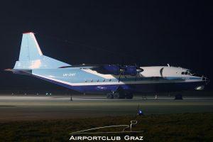 Meridian Aviation Antonov An-12BK UR-DWF