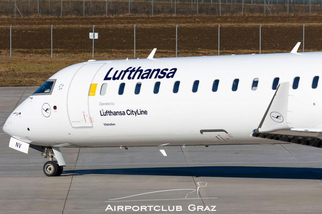 Lufthansa Cityline CRJ-900 D-ACNV