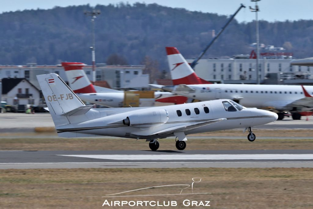 LOFT Aviation Cessna 501 Citation I/SP OE-FJB