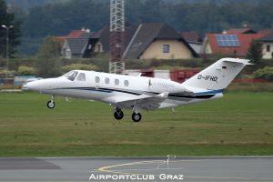 E-Aviation Cessna 525 CitationJet M2 D-IFHD