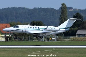 MAZIA Investment Cessna 525C CitationJet 4 M-AZIA