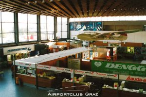 Flughafen Graz Terminal