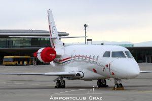 Avcon Jet Gulfstream G200 OE-HED