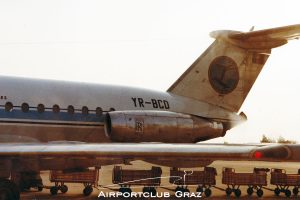 LAR - Liniile Aeriene Romane BAC 1-11 Series 424EU YR-BCD