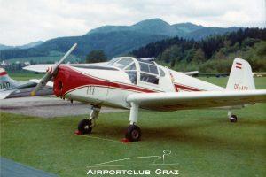 Bücker Bü-181 Bestmann OE-AGF