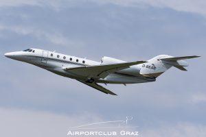 Air X Charter Germany Cessna 750 Citation X D-BEAR