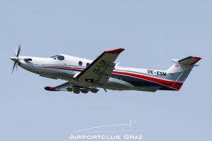 Pilatus PC-12/47E OE-ESM