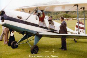 Zlin C-104 OE-AGL