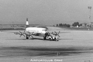 Austrian Airlines Vickers Viscount 837