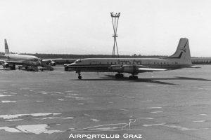 Canadian Pacific Airlines Bristol Britannia
