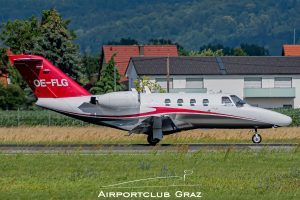 Smarline Cessna 525 CitationJet 1 OE-FLG