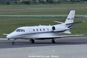 Luxwing Ltd Cessna 560 Citation Excel 9H-JOS