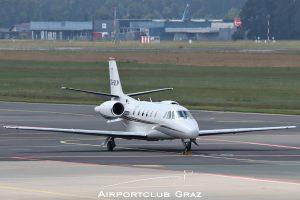 NetJets Europe Cessna 560XL Citation XLS CS-DXP