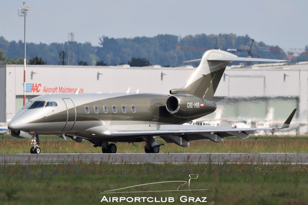 Laudamotion Executive Challenger 300 OE-HII